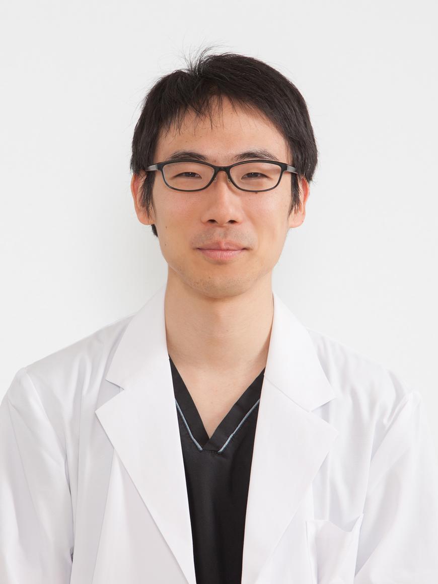 大学院医学研究科博士課程:齊藤 夏彦