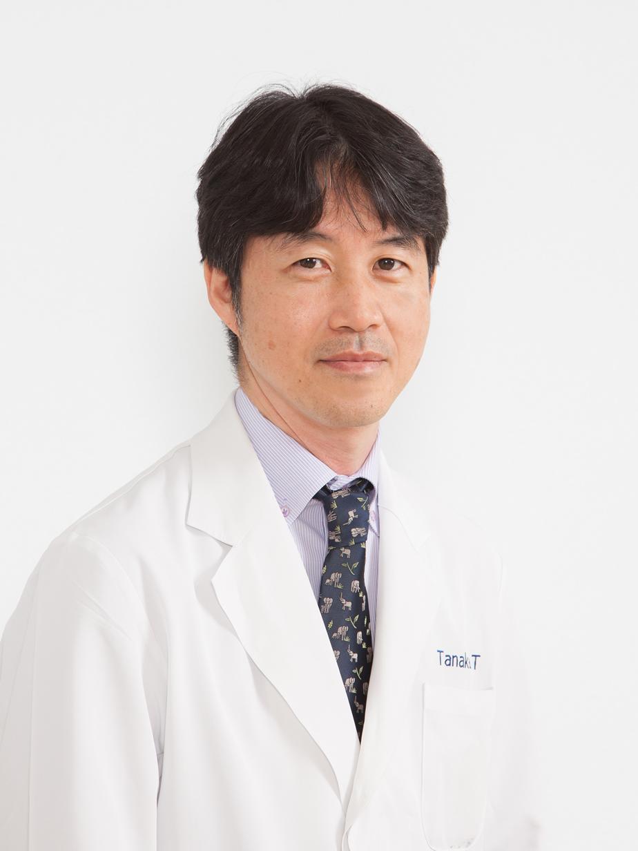 准教授:田中 利洋